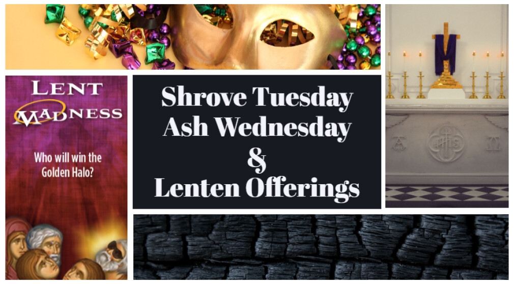 Lenten Offerings