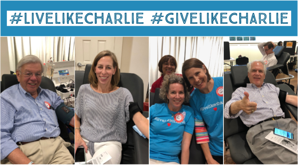 #livelikecharlie #givelikecharlie