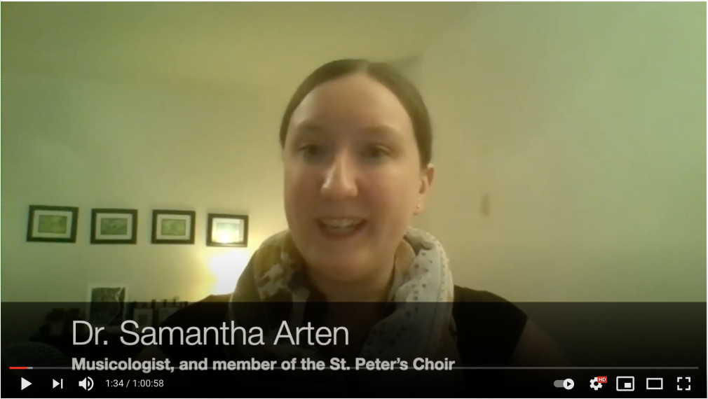"""Video: """"Very Meet to Be Used of All Sorts of People"""": Exploring the First Anglican Hymn Book"""